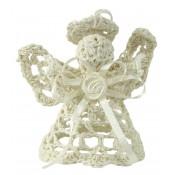 Anioł Z Włóczki