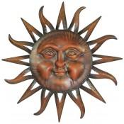 Dekoracja Ścienna Słońce