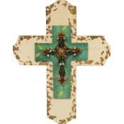 Art. Dekoracyjny Krzyż