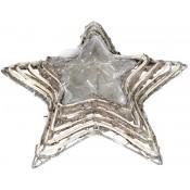 Art. Dekoracyjny Wiklinowa Gwiazda