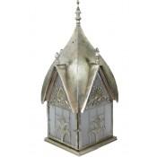 Art. Dekoracyjny Lampion Metalowy-Prom.