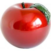 Pl Czerwień Świeca Świąteczna Jabłko Kula