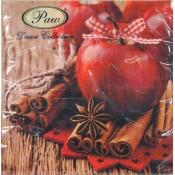 Pl Serwetki Christmas Apple