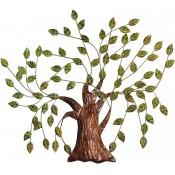 Dekoracja Ścienna Drzewo