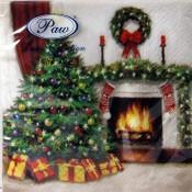 Pl Serwetki Christmas Interior
