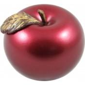 Pl Bordo Świeca Świąteczna Jabłko Kula